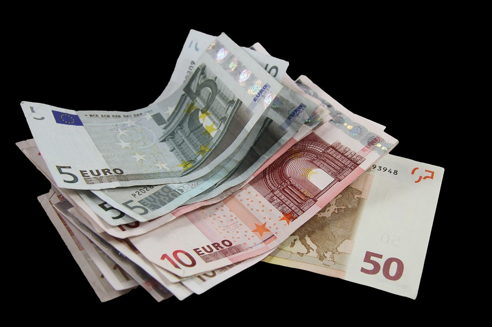 eura peníze