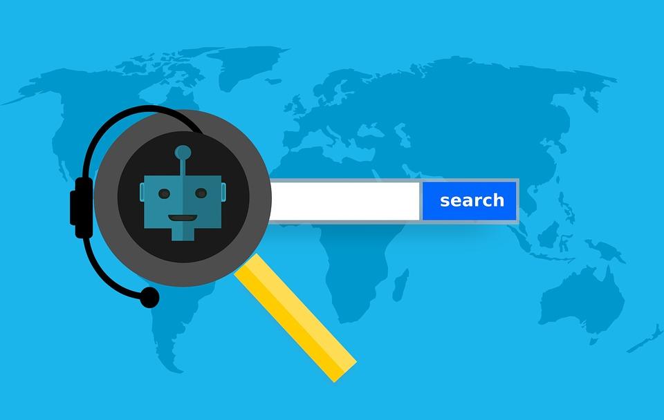 hledání na netu