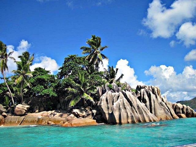 seychely a indický oceán