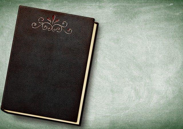 zavřená kniha